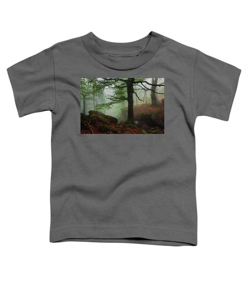 Dark Forest Toddler T-Shirt