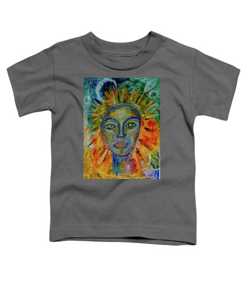 Daughter Of The Sun And Moon Toddler T-Shirt