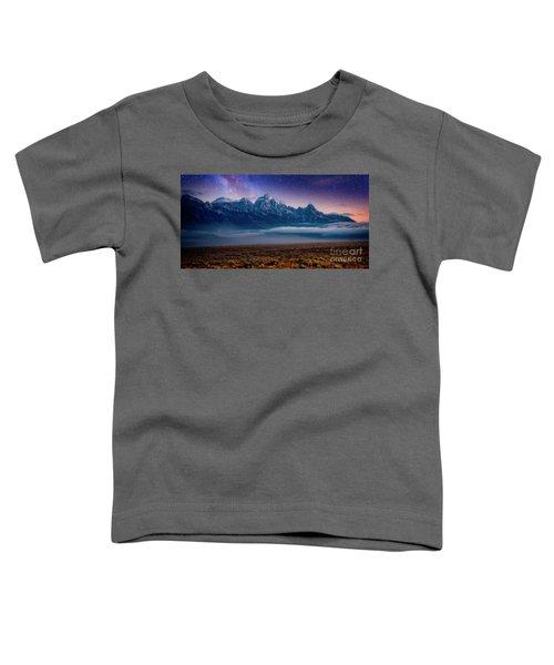Dawn Breaks Toddler T-Shirt