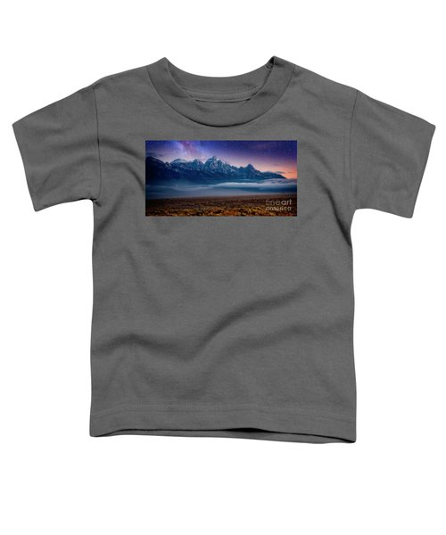 Dawn Breaks Toddler T-Shirt