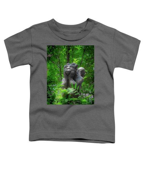 Daydreaming Gargoyle Toddler T-Shirt