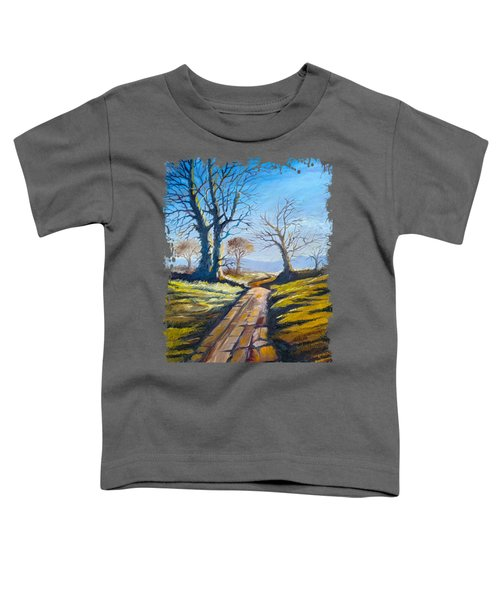 Deciduous Trees Toddler T-Shirt