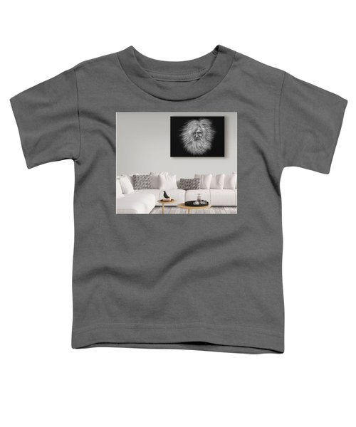 Decoration With Photography Toddler T-Shirt