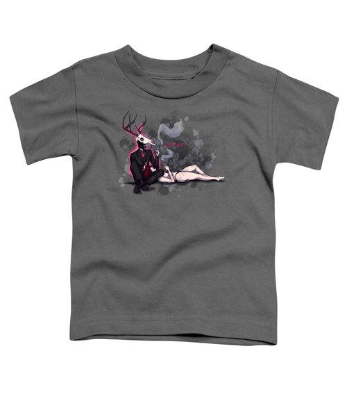 Deer Daddy Series 2 Aftercare Toddler T-Shirt
