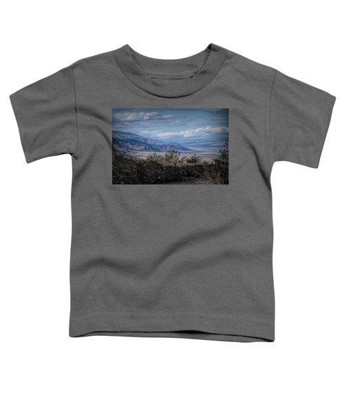 Desert Landscape Toddler T-Shirt