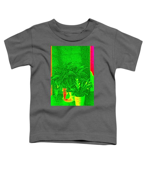Desktop Garden   Toddler T-Shirt