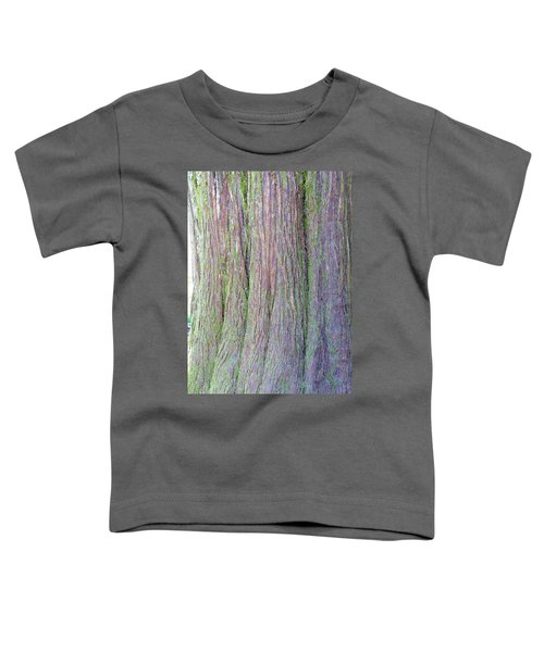 Details, Old Growth Western Redcedar Toddler T-Shirt