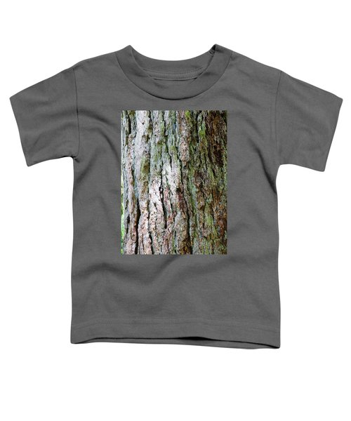 Details, Old Growth Western Redcedars Toddler T-Shirt