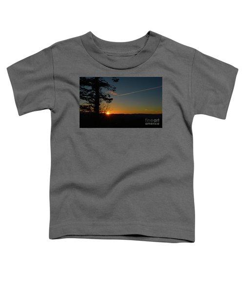 Dipping Down Toddler T-Shirt