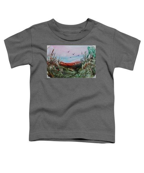 Disappearing Pathway Toddler T-Shirt