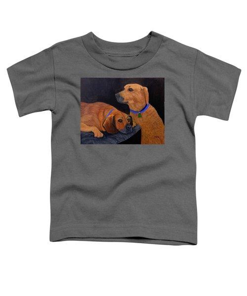 Dog Love Toddler T-Shirt