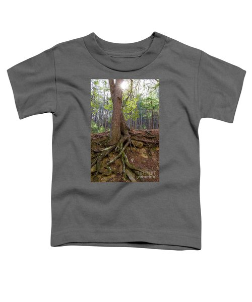 Down In Her Roots Toddler T-Shirt
