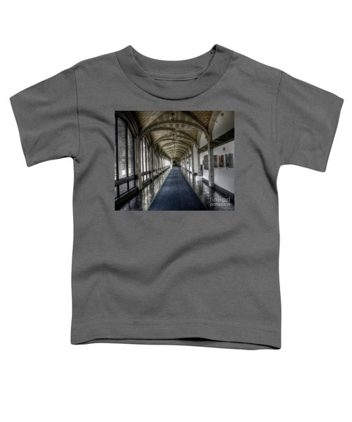 Down The Hall Toddler T-Shirt
