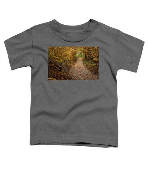 Down The Trail Toddler T-Shirt