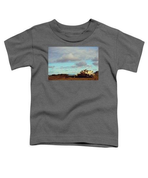 Downed But Not Out Toddler T-Shirt