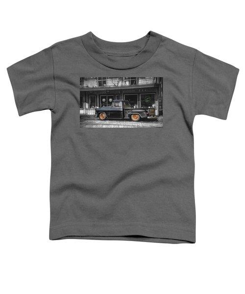 Downtown Truck Toddler T-Shirt