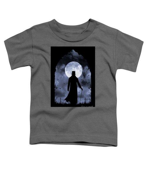 Dracula Returns Toddler T-Shirt