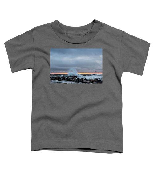 Dramatic Beginnings. Toddler T-Shirt