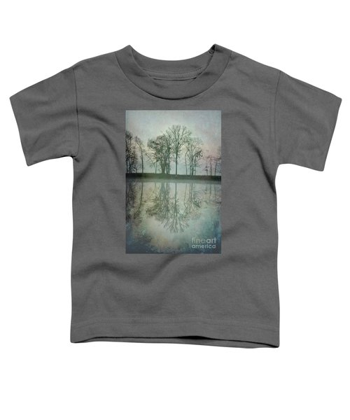 Dramatic Reflection Toddler T-Shirt