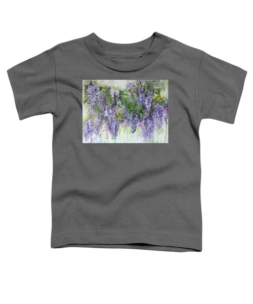 Dreams Of Wisteria Toddler T-Shirt