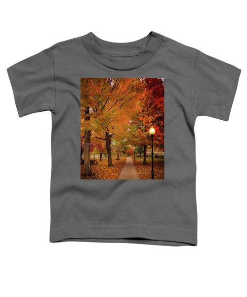 Drury Autumn Toddler T-Shirt