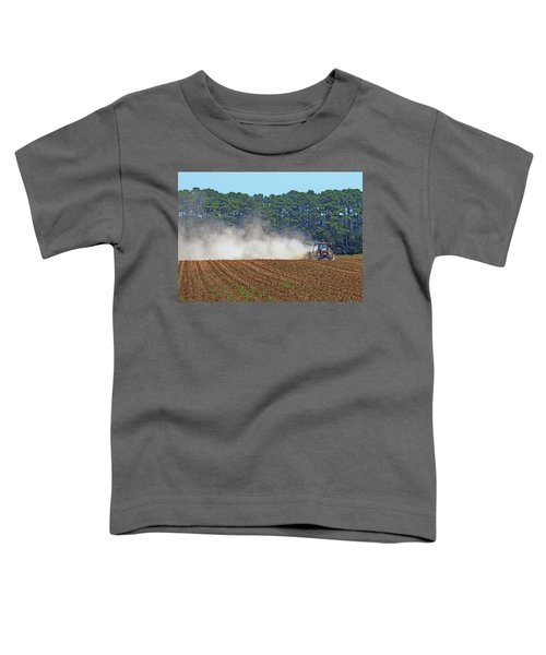 Dust Farming Toddler T-Shirt