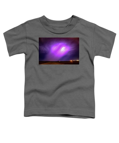 Dying Late Night Supercell 016 Toddler T-Shirt