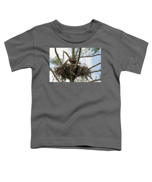 Eagle Nest Toddler T-Shirt