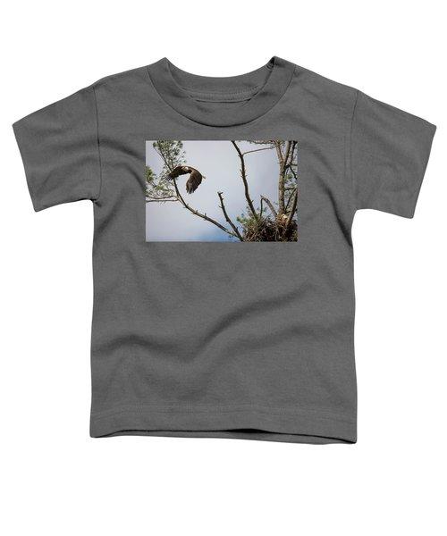 Eagle's Nest Toddler T-Shirt