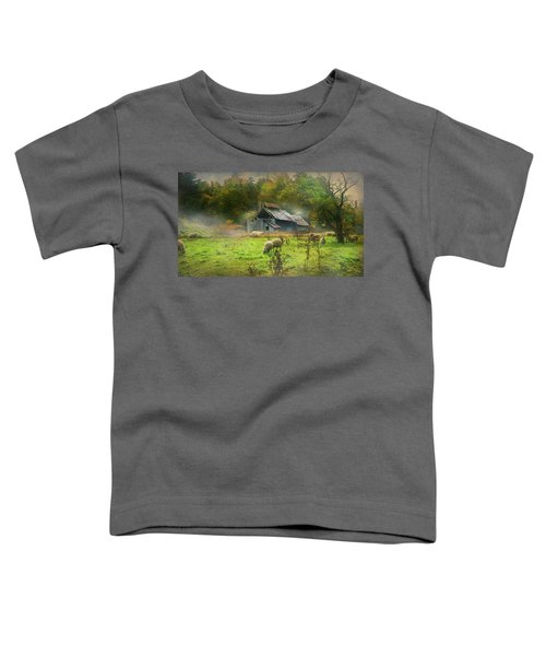 Early Morning Grazing Toddler T-Shirt