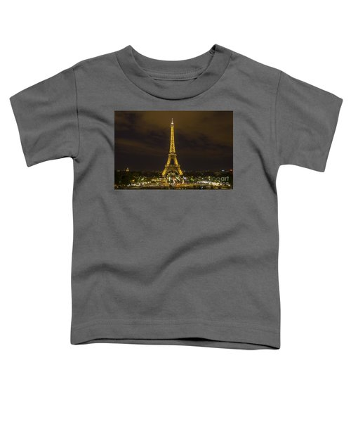 Eiffel Tower 1 Toddler T-Shirt