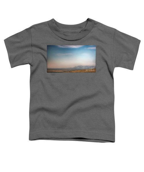 Guadalupe Mountains From A Distance Toddler T-Shirt