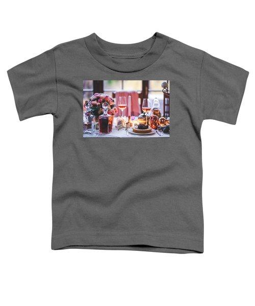 Elegant Tablewear Toddler T-Shirt