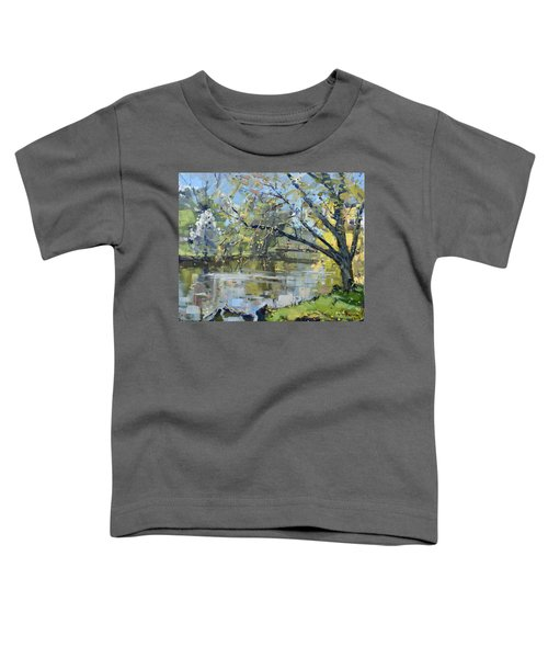 Ellicott Creek Park Toddler T-Shirt