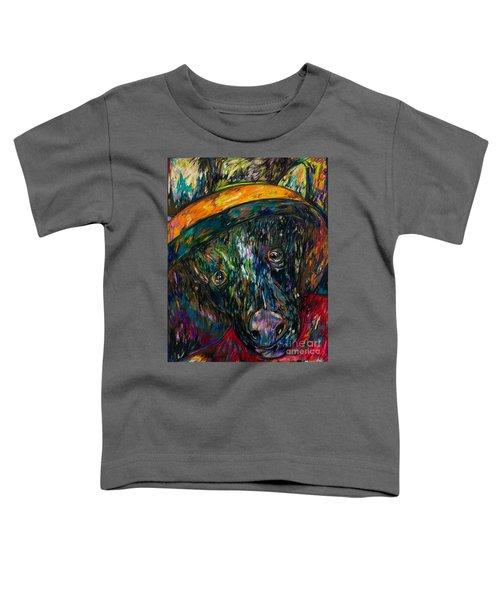 Ellie Begging  Toddler T-Shirt