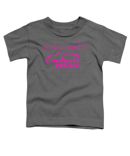 Emotional Rescue Toddler T-Shirt