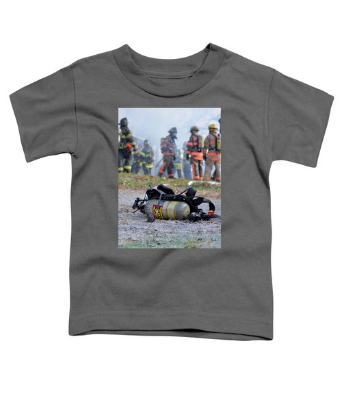 Toddler T-Shirt featuring the photograph Empty by Carl Young