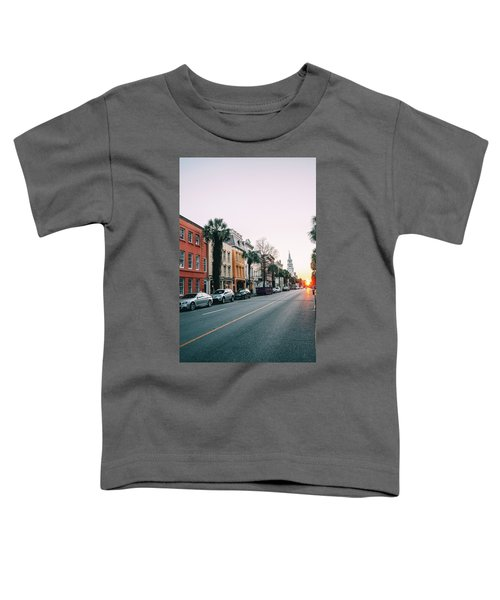 End Of The Road Toddler T-Shirt
