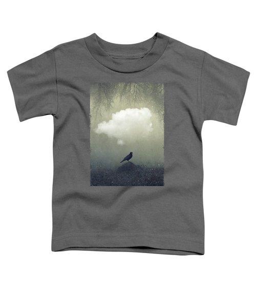 Enigma - Proud Raven Toddler T-Shirt