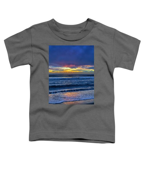 Entering The Blue Hour Toddler T-Shirt