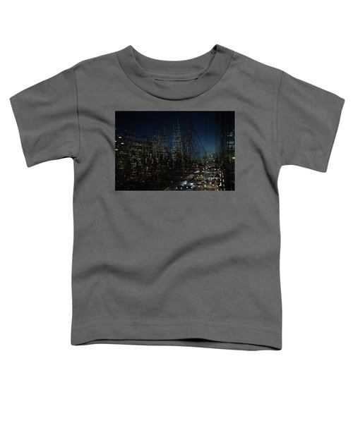 Escape From New York Toddler T-Shirt