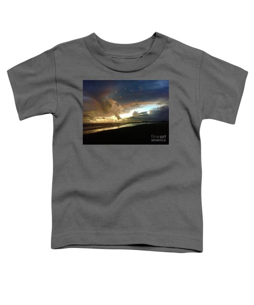 Evening Sky Toddler T-Shirt