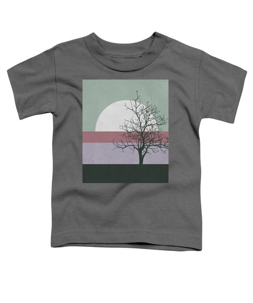 Evening Tree Toddler T-Shirt