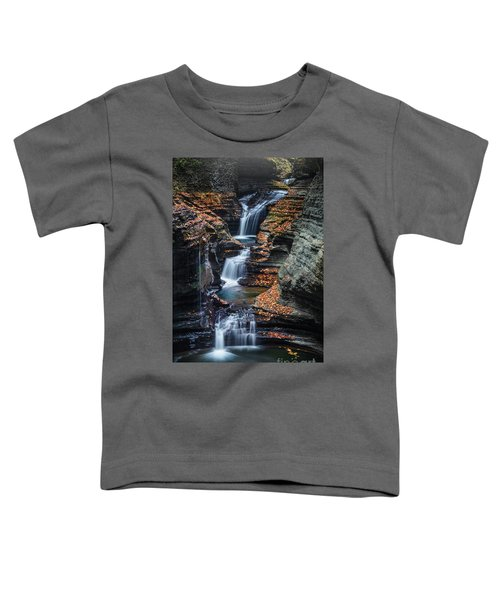Every Teardrop Is A Waterfall Toddler T-Shirt
