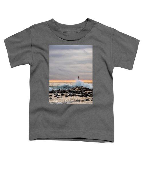 Explosive Sea 1 Toddler T-Shirt