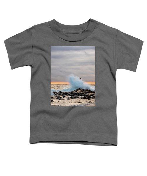Explosive Sea 2 Toddler T-Shirt