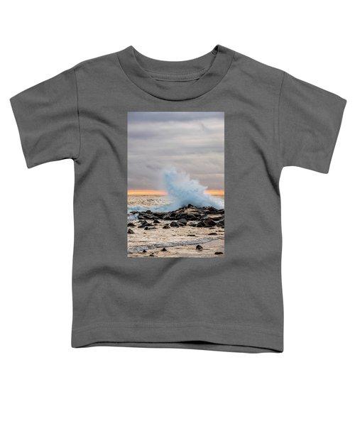 Explosive Sea 3 Toddler T-Shirt
