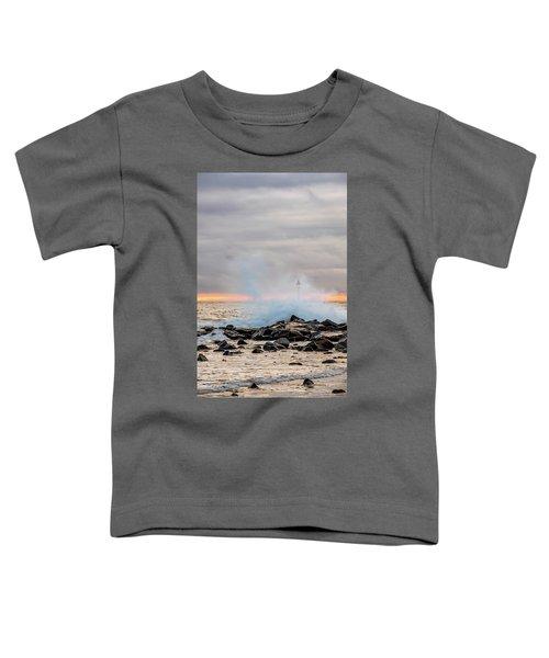 Explosive Sea 5 Toddler T-Shirt