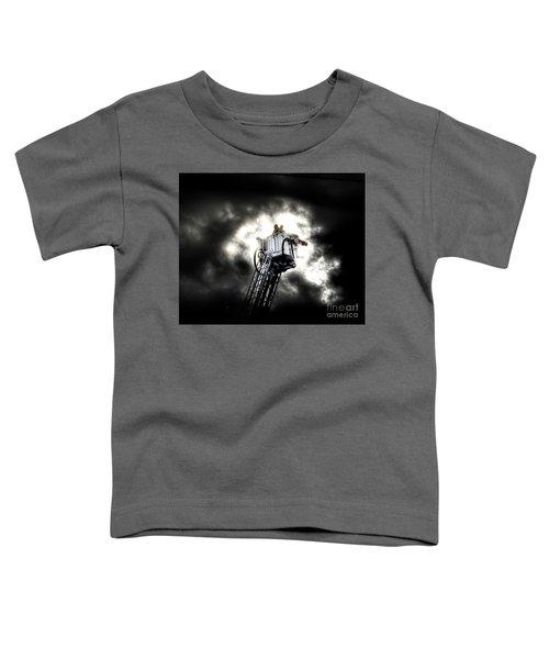Eye In The Sky Toddler T-Shirt