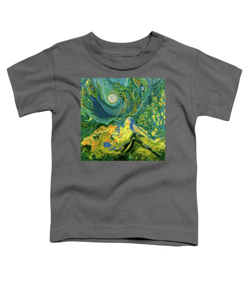 Eyes Of The Stars Toddler T-Shirt